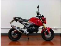 HONDA MSX 125 GROM monkey bike