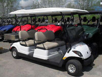 GOLF CART CLEARANCE PRICING!