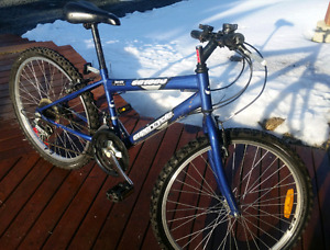 """Supercycle 24"""" Youth Mountain 18 Speed Bike/ Bicycle"""
