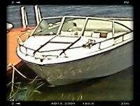 1983 20' Sea Ray in great running condition. Great speed boat