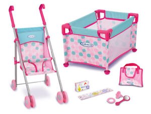 Wanted: Doll stroller and Crib