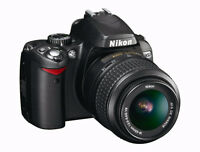 looking for working or non working lens for d60