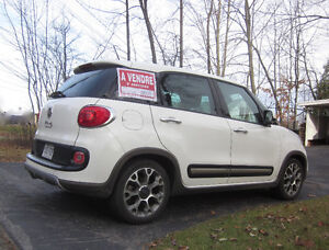 500 L  TREKKING  MULTIAIR TURBO  1.4 L   6 VITESSES