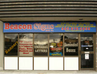 Quality signs at the best prices!!