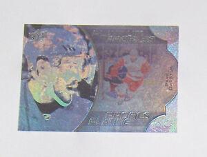 Pavel Datsyuk Platinum Profiles PP- 4 Hockey Card 2016-17 UD Belleville Belleville Area image 3