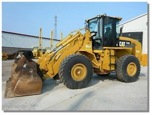 CAT IT38H TOOL CARRIER with NEW Tires and 60 Inch Cat Forks