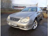 2006 Mercedes-Benz C220 2.1TD Auto CDI SE - Full History - KMT Cars