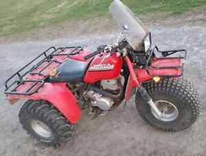 Honda Big Red