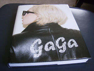 Collection of Lady Gaga books
