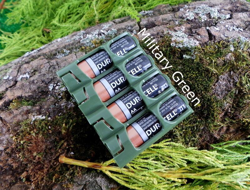 Powerpax Storacell Batterie Management Storage Caddy Halter Bushcraft Überleben