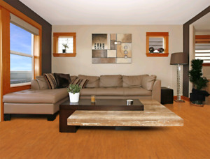 With Cork Flooring, Optimal Floor temperature All Year Round