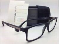Emporio Armani Men's Designer Glasses Frames
