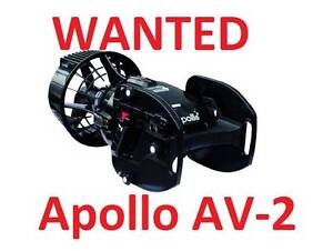 WANTED Apollo AV-2 Dive Scooter Evolution Sea Scooter DPV AV2 Mandurah Mandurah Area Preview