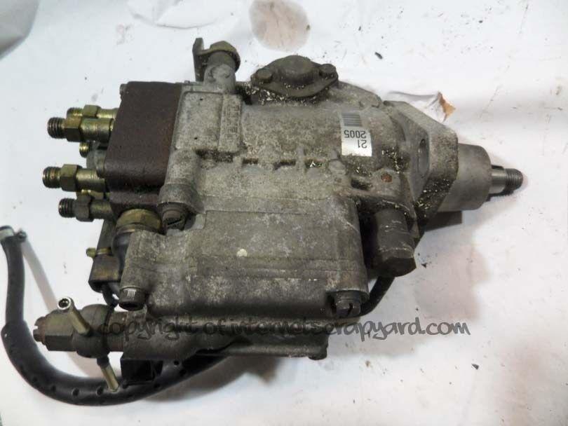 Nissan Patrol GR Y61 97-13 2 8 SWB RD28 diesel injection fuel pump 16700  VB300 | Shopping Bin - Search eBay faster