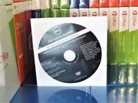 NEW & SEALED WINDOWS 8 RECOVERY MEDIA (64-BIT) [0CY2KJ] 100% GENUINE UK DELL