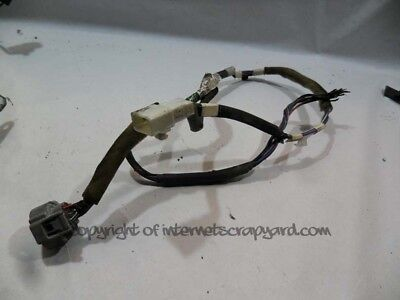 Toyota Hiace Gen4 Mk4 LH NSF pass door lock wiring harness cable ref 19