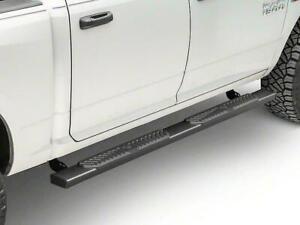 Westin R5 Black Aluminum Running Boards Steps | Dodge RAM F150 F250 Silverado Sierra Tundra Tacoma Titan Colorado Canyon