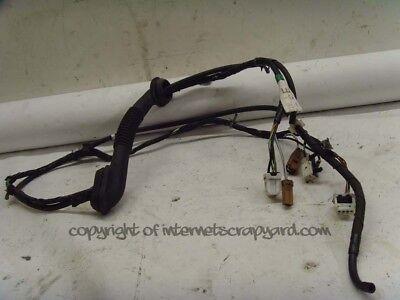 Nissan Patrol Y61 2.8 97-13 RH OSR rear wiring light harness loom 24051VB220