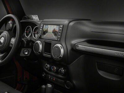 (JEEP) for Wrangler OE-Style GPS Nav w/ Bluetooth & Back-up Camera (07-18 JK)