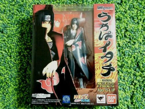 Naruto Shippuden S.H.Figuarts Itachi Uchiha Action Figure Tamashii Web Shop
