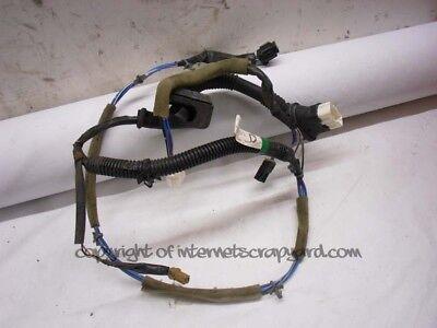 Nissan Patrol Y61 3.0 97-13 GR ZD30 OSR RH rear door wiring harness loom