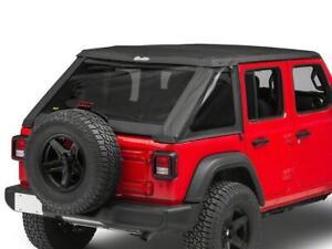 Bestop Trektop NX Soft Top for Jeep Wrangler JL 4 Door 2018-2019 | Black Diamond | Free Shipping at Motorwise.ca