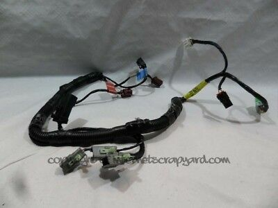 Jeep Grand Cherokee WJ 3.1 99-04 LH NSF front pass seat wiring harness loom