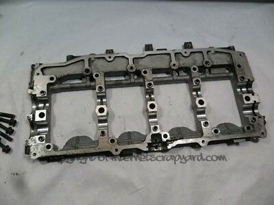 Isuzu Trooper 3.0 91-02 Gen2 4JX1 engine camshaft mount bearing plate carrier