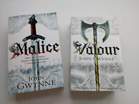 Fantasy novel - John Gwynne: The Faithfull and The Fallen 1-2.