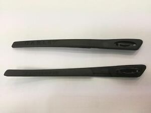 OAKLEY-9263-TURBINE-REPLACEMENT-BLACK-EARSOCK-ARMS-TERMINALES-NEGRO-TERMINALI