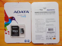 ADATA 256GB microSDHC Flash memory card - Class 10