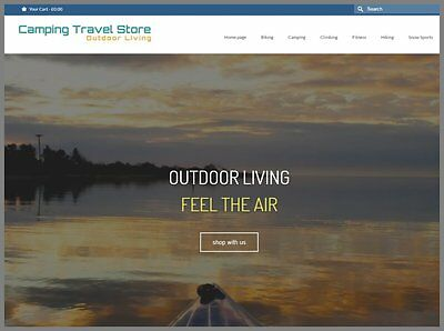 Outdoor Living Website  272 10 A Sale Free Domain Free Hosting Free Traffic