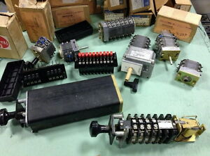 FLEXTEST  SWITCH  7 PCS. N.O.S. Edmonton Edmonton Area image 1