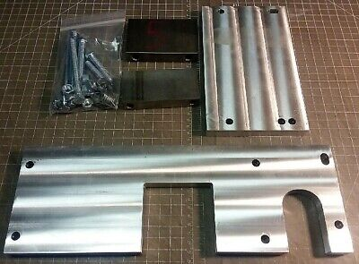 Pro Plate - For Exact Motor & Front Tranny Mount Alignment, Big Twin Drivetrain