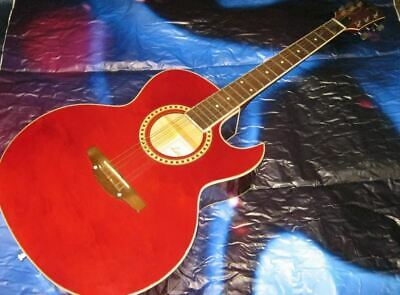 Acoustic Guitar Trembita Leoton