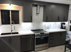 FACTORY PRICE KITCHEN CABINETS!!!!!! FREE COUNTER