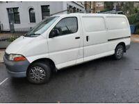 2004 (54) Toyota Hiace 300GS LWB 88BHP **68K MILES + FSH**