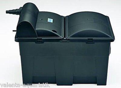 Oase BioSmart 16000 UVC Durchlauffilter Teichfilter Set mit UVC-Klärer