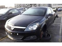 Vauxhall Astra. H. Black Bonnet. Breaking spares parts