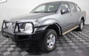 2010 navara st manual 4x4 dual cab fr $78 pw Southport Gold Coast City Preview