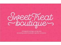 Sweet Treat Boutique ~Candy Cart~ Weddings, Baby shower, Birthday Parties and any Special Occasions