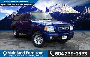 2011 Ford Ranger XL LOCAL, V6, 4x2
