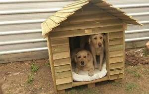 New Dog Kennels. FREE delivery - all sizes Seymour Mitchell Area Preview