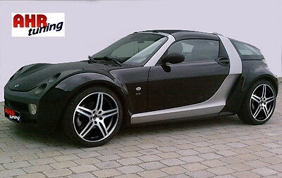 tuning teile g nstig kaufen f r ihren smart roadster. Black Bedroom Furniture Sets. Home Design Ideas