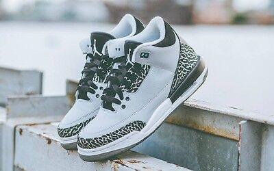 Air Jordan 3 Cool Grey (Air Jordan 3 III Retro Wolf Grey (GS) Kids 398614-004 Cool Grey Youth)