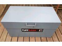 Tuffbank safe storage tool box