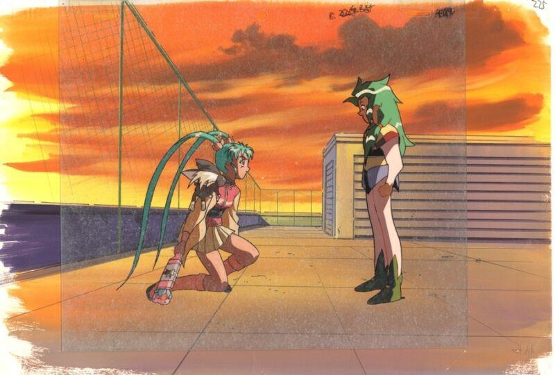 Anime Cel Tenchi #338