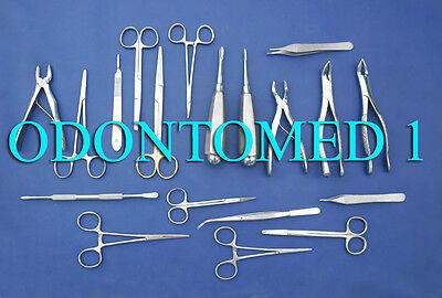Dog Dental Extraction Kit Surgical Dental Instruments