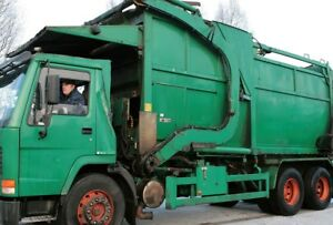 DZ Residential Waste Truck Drivers Needed