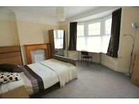 Large double & ensuite room available in friendly house-share, Edgbaston - Bills Inc - No admin fees